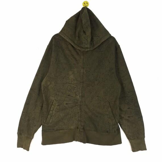 Rare!! Futura hoodies Futura pullover Futura sweat