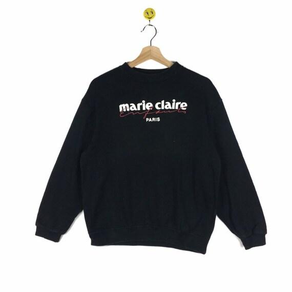 Rare!! Marie Claire sweatshirt Marie Claire pullov