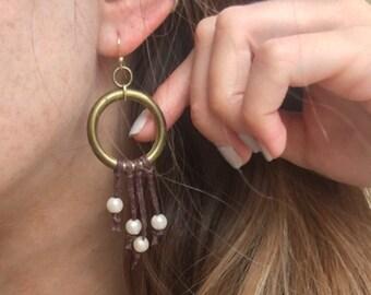 Accrochée Earrings