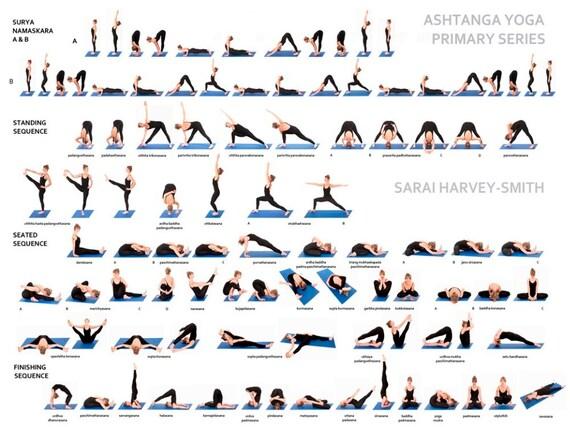 ashtanga yoga prim re sarai harvey smith serie 22 von 28. Black Bedroom Furniture Sets. Home Design Ideas