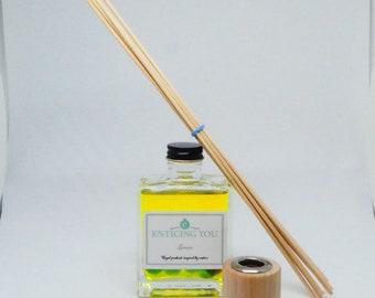 Lemon Citrus Home Reed Diffuser