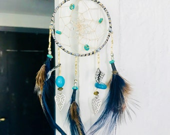 DreamCatcher is handmade to order different sizes and many colors and materials available.