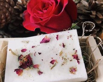 Rose Soap Bar