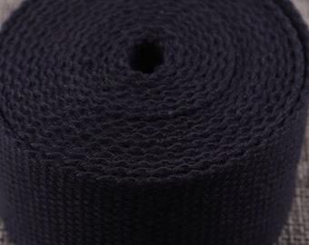 5 yards 1.25 inch heavy weight nylon webbing for key fob strap ZD15 32mm