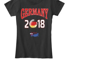 Germany Soccer Team Fifa World Cup 2018 T-Shirt for Men - FIFA World Cup 48b279c57