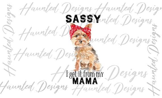 Graphic Clip Art Design Digital Download Bulldog with bandana and glasses Dog with bandana Mama Sublimation Design PNG