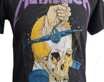Metallica Damaged Justice T-Shirt XXL