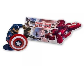 Captain America Civil War Party Etsy
