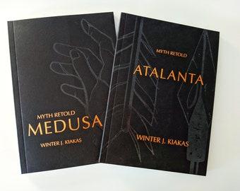 Myth Retold: ATALANTA & MEDUSA