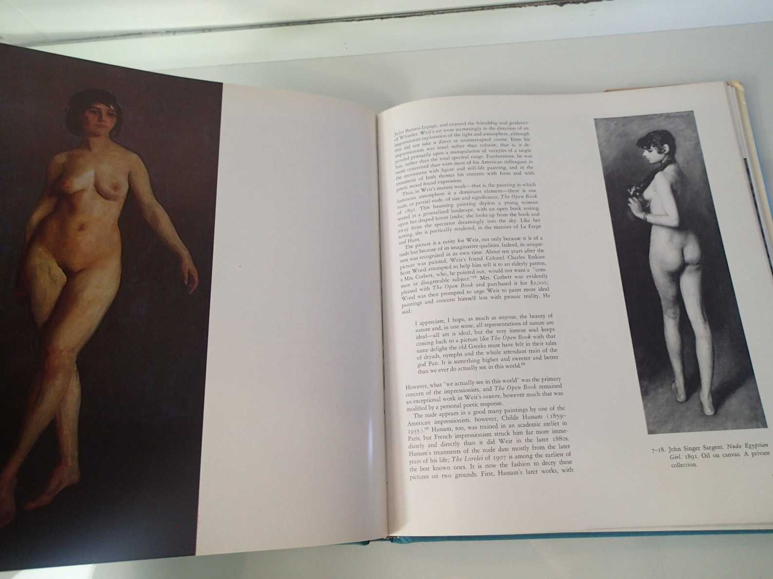 Great American Nude William H Gerdts 1974 Many Paintings
