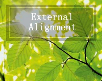 External Alignment - 5 Card Reading