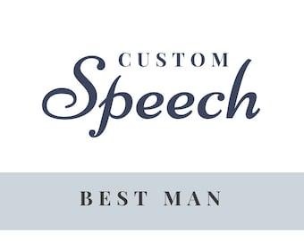best man speech etsy
