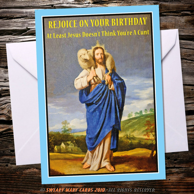 Rude Birthday Card For Him Inappropriate
