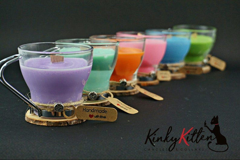 bdsm wax play colored candle natural soy wax vegan unscented