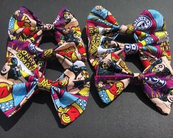 Wonder Woman, Amazon Princess Hair Bow