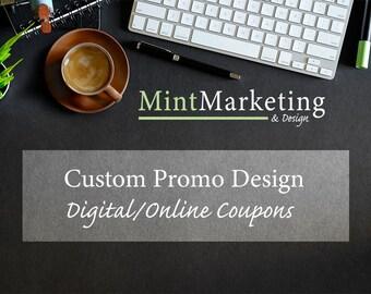 Custom Promotional Design *MADE TO ORDER*