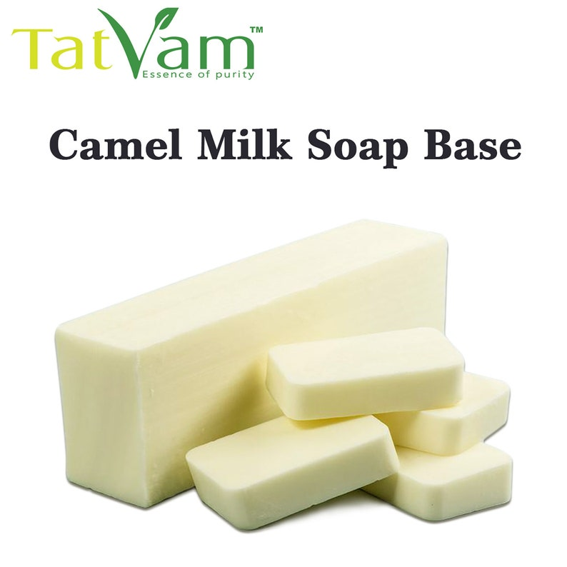 Soap Making and Craft Goat/'s Milk 2kg Melt and Pour Soap Base