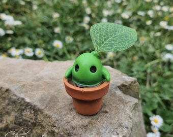Small potted BulB