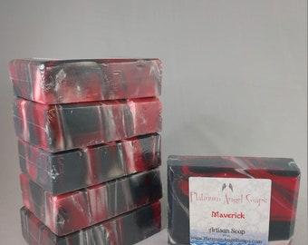 Maverick/ Cold Processed - Handmade Soap