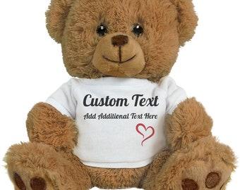 Stuffed Teddy Bear Etsy