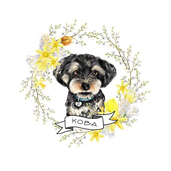 Yorkipoo 2020 Dog Calendar 15/% OFF MULTI ORDERS