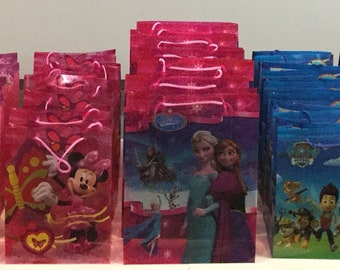 cf70c2edf63 Gorgeous Gift Favor Bags Moana Doc McStuffin Frozen