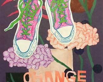 Change is Okay Print