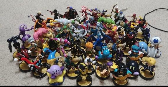 Smash 4 Custom Amiibo Commissions