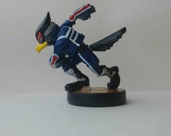Tokoyami Custom Amiibo