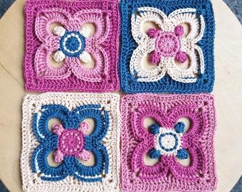 Celtic Clover Crochet Pattern | By The Loopy Stitch