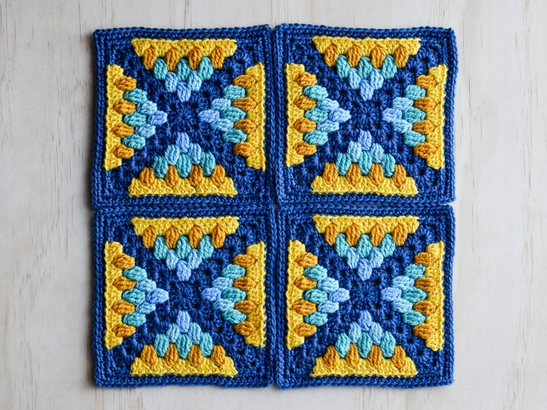 Crossroads Crochet Pattern  by The Loopy Stitch image 0