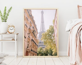Eiffel Tower Print, Paris Print, Eiffel Tower Paris Print, Parisian Print, Travel Print, France Print, Paris Photography, Paris Poster