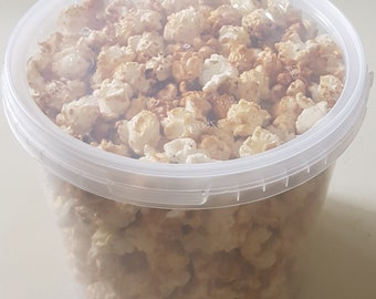 Caramel Popcorn Large tub 200g