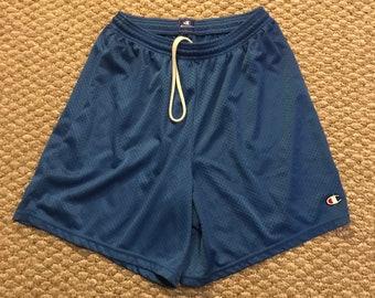 f65c42e567a Vintage champion basketball shorts size mens medium nba ncaa