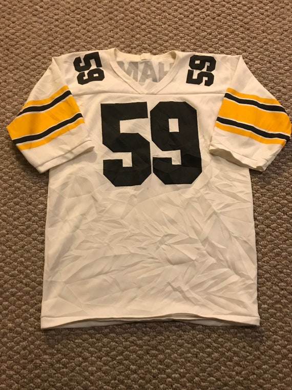 Vintage 70s pittsburgh steelers jack ham jersey nfl football  3408b4833