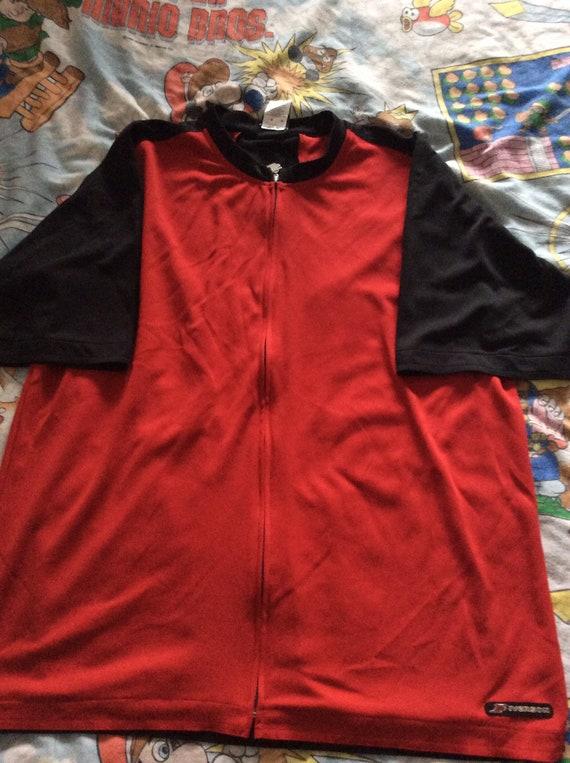 470749d8b060c Vintage Allen Iverson Warm Up Jersey Shirt sz XL