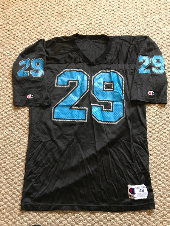 49951b84c Vintage 90s champion carolina panthers nfl football jerseys