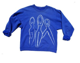 Dancing Ladies Sweatshirt