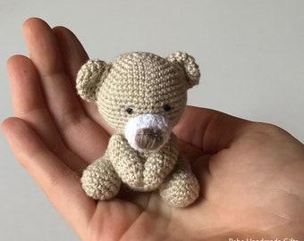 The little Teddy bear