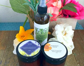 Moisture Retention Hair Package,