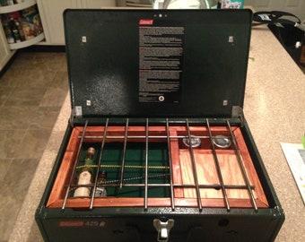 Coleman 425 Propane Camp Stove Portable Bar