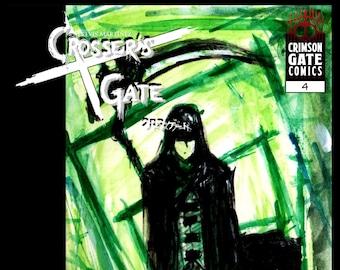 Crossers Gate #4 (digital copy)