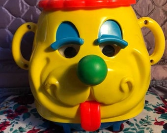 Vintage Busy Faces Toy 1975 Gabriel