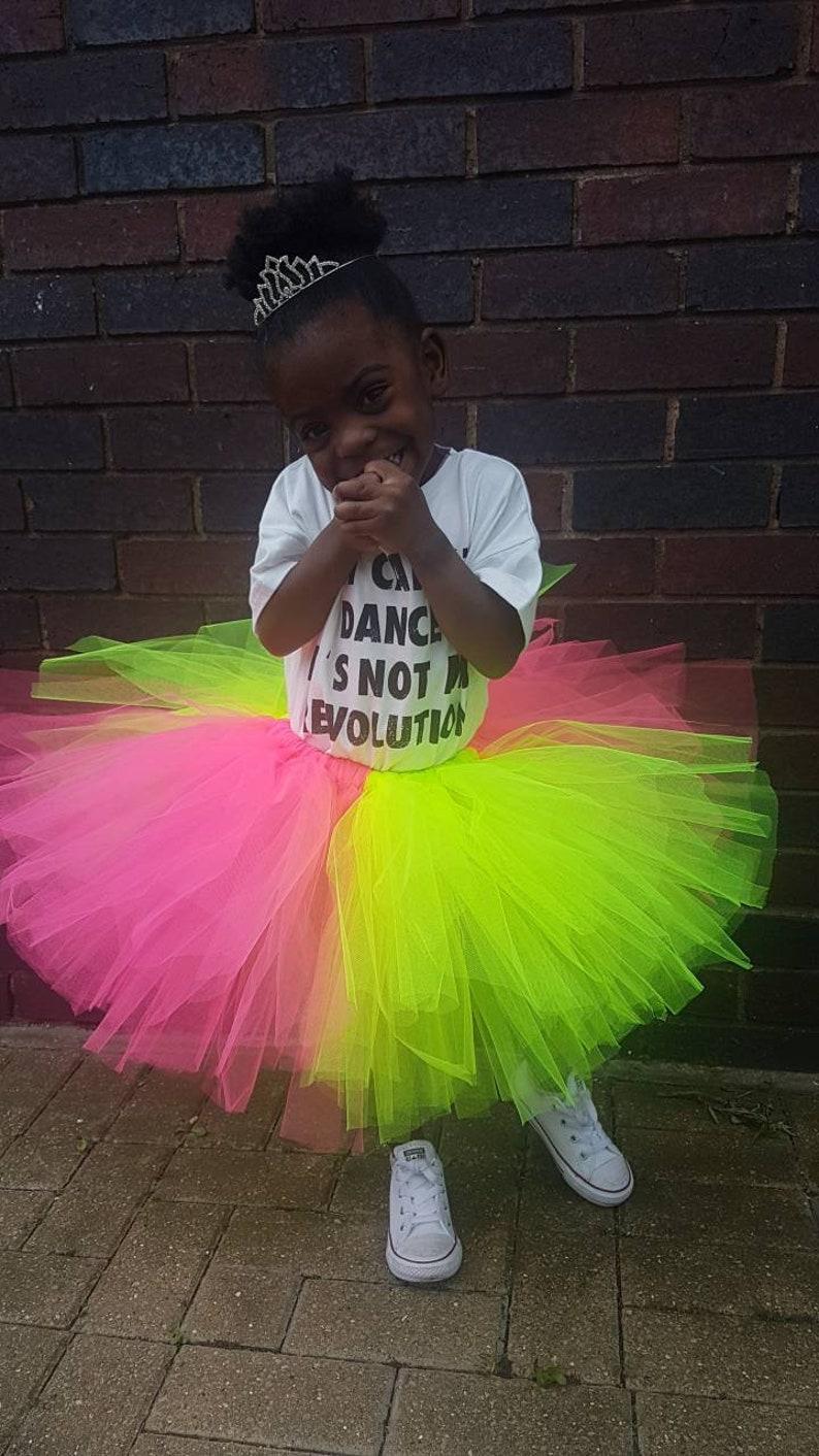 2375dfbe5 Girls rainbow TUTU Skirt multi-coloured tutu custom tulle tutu | Etsy