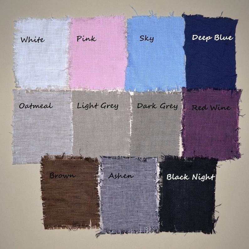 queen bedding bedding organic king sheet eco friendly Linen flat sheet softened White sheet Stone woshed