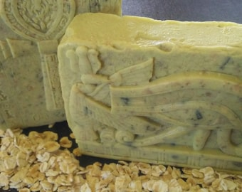 Soothin' Oats Organic Soap for Eczema/Severe Dry Skin