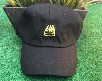 c22e4d2c61178 Crown J Cole Born Sinner Dad Hat