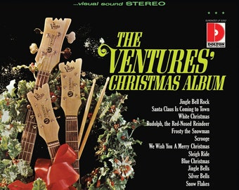 "The Ventures ""The Ventures Christmas Album"" LP"