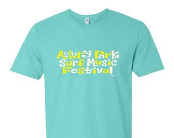 Asbury Park Surf Music Festival 2016 T