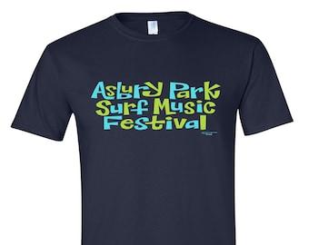 Asbury Park Surf Music Festival 2018 T
